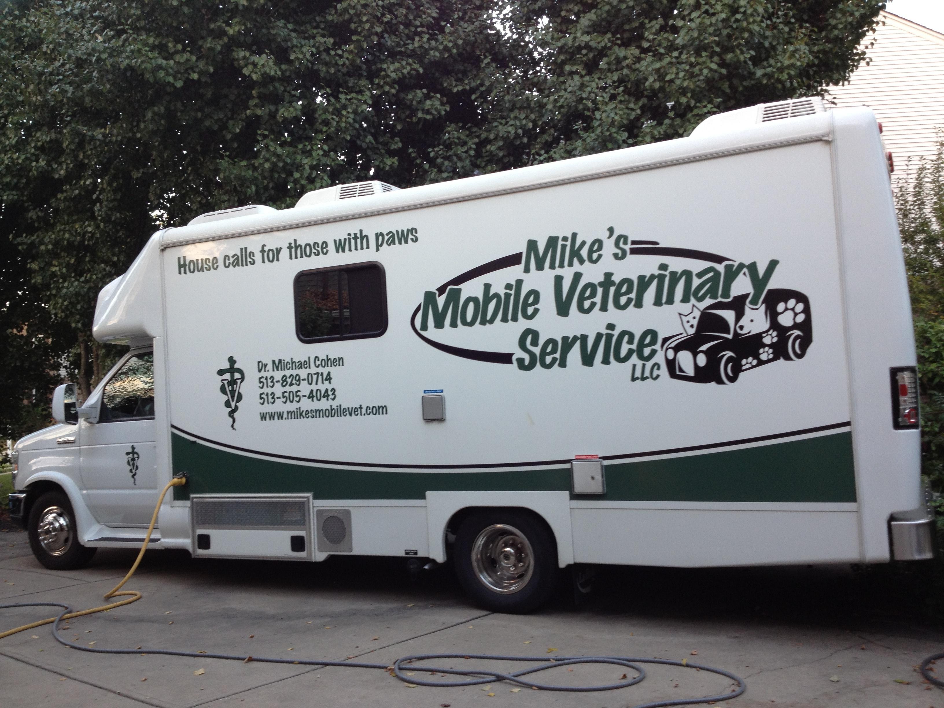 Mike'sMobiletruck2013